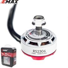 EMAX RS2306 2400KV /2750KV белый Оригинальный бесщеточный мотор RaceSpec для квадрокоптера FPV Rc