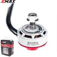 Original EMAX RS2306 2400KV/2750KV Weiß Ausgaben RaceSpec Brushess Motor Für FPV Rc Quadcopter-in Teile & Zubehör aus Spielzeug und Hobbys bei