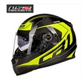 2016 New LS2 double lens carbon fiber motorcycle helmet full face motorbike run helmets with regulator safety airbag FF396.1 CR1