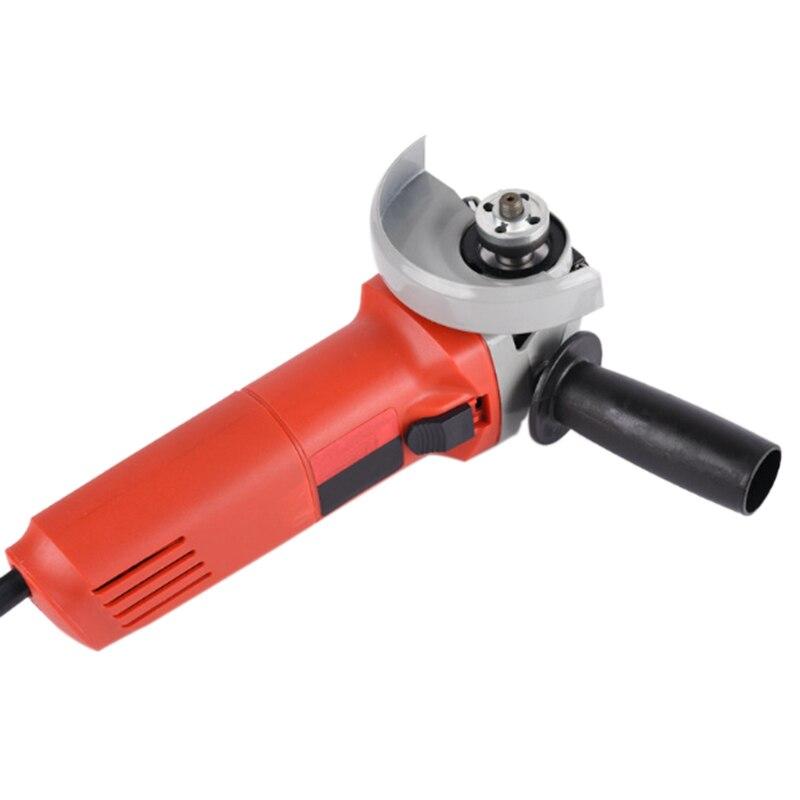 Handheld Electric Ngle Grinder 670W Grinding Machine For Metal Wood Red Green Optional AC220V / AC110V Current CNIM Hot
