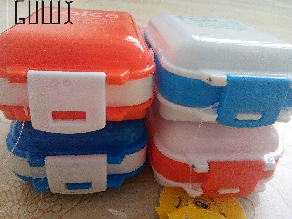 Storage box Drug storage box cosmetic storage box portable storage small How to receive 1pcs