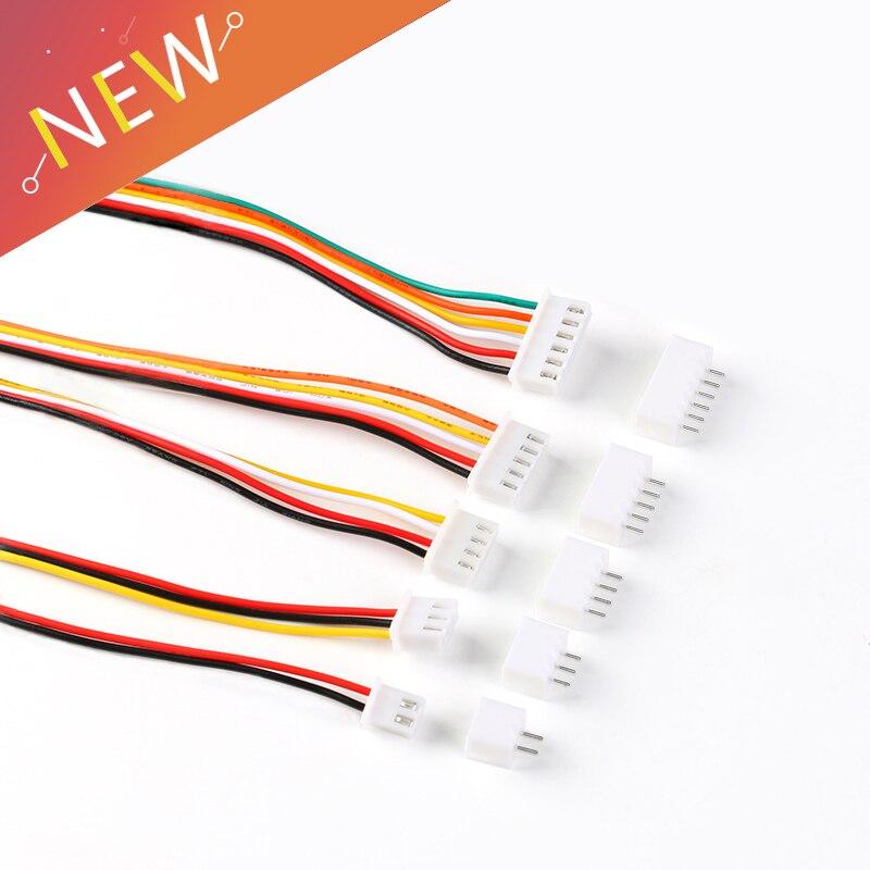 10 set JST XH2.54 XH 2.54 millimetri Filo Connettore del Cavo 2/3/4/5/6 Spille in campo Maschile Femmina Presa di corrente 200 MILLIMETRI Filo 26AWG10 set JST XH2.54 XH 2.54 millimetri Filo Connettore del Cavo 2/3/4/5/6 Spille in campo Maschile Femmina Presa di corrente 200 MILLIMETRI Filo 26AWG