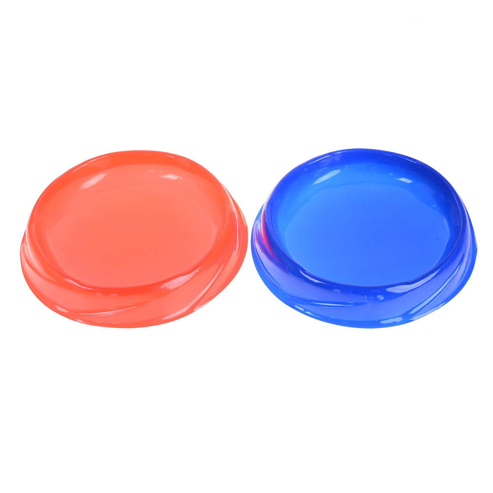 1PC Plastic Ultra bayblade Burst Disk About 20cm Gyro Arena Disk Exciting Duel Spinning Top Education For Children Gift(China)