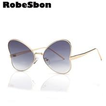 Metal Cat Eye Sunglasses Women Brand Designer Heat Alloy UV400 Glasses Retro Glass for Women Vintage Oculos De Sol Feminino