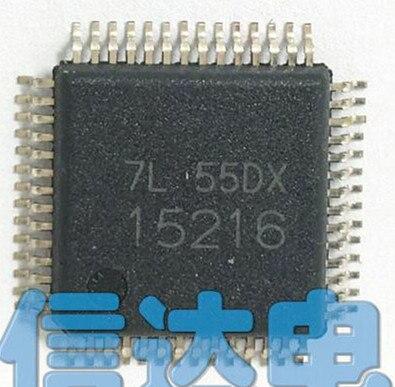 2pcs/lot R2A15216FP R2A15216 15216 QFP Chipset2pcs/lot R2A15216FP R2A15216 15216 QFP Chipset