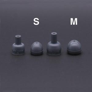 Image 5 - Cubiertas para auriculares internos de silicona, 2 uds./1 par