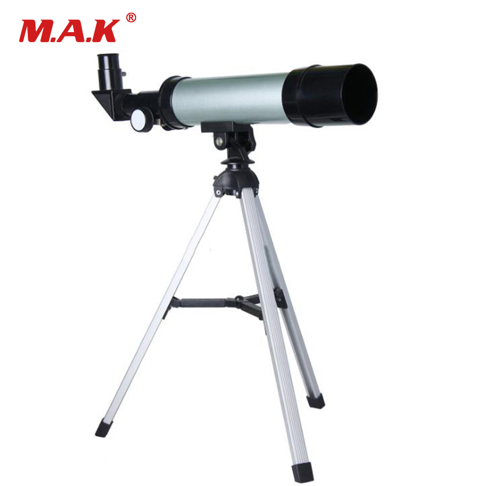 60X Refractive Astronomical F36050 Telescope Astronomic Monocular Telescope Space Spotting Scopes with Tripod Stargazing Quality детская клеенка roxy kids с пвх покрытием 70 100 см голубая