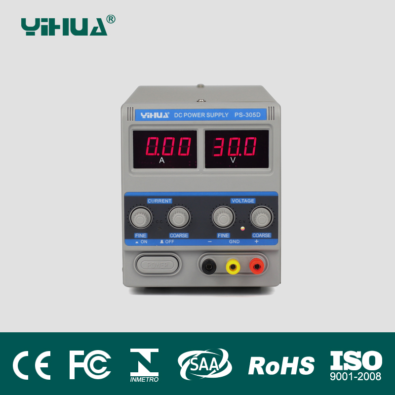 цена на PS-305D Switching Regulated Adjustable DC Power Supply SMPS Single Channel 30V 5A Adjustment Digital Regulated Supply 110/220V