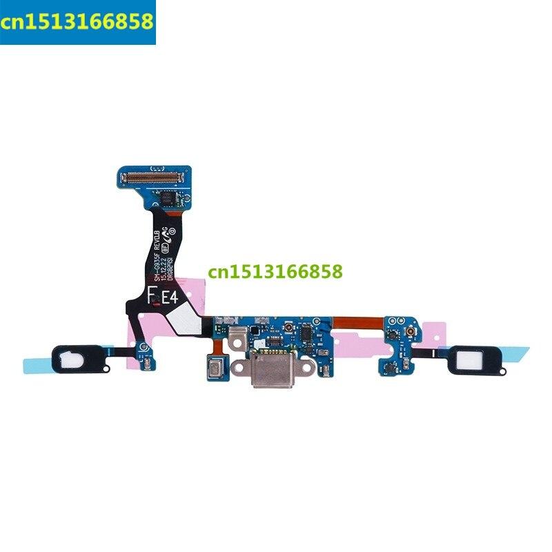 Nouvelle charge port flex câble pour Samsung Galaxy S7 Bord G935 G935A G935F USB charge dock connecteur socket