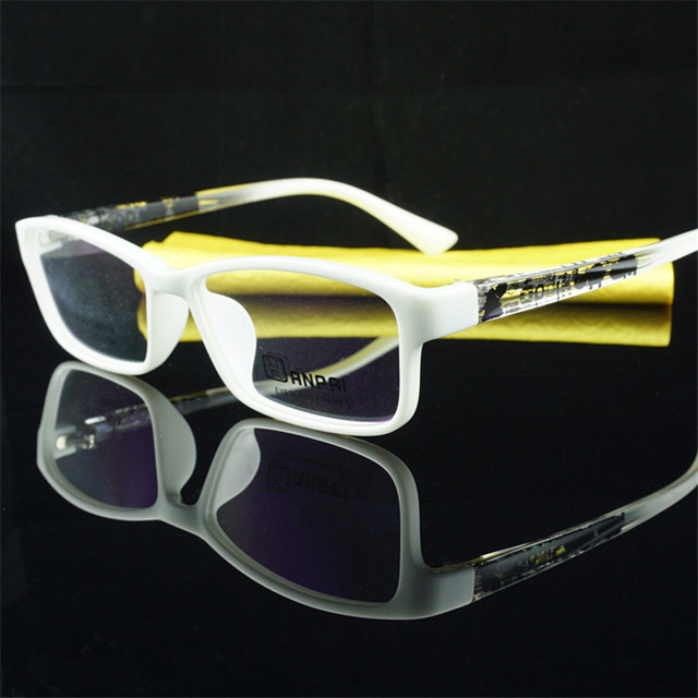 Vazrobe Transparentes Mulheres Óculos Homens TR90 Armação Dos Óculos Óculos  de nerd Feminino pontos de Grau e15e896f49