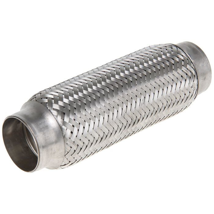 performance exhaust exhaust flexible pipe 50mm x 220mm flexi repair joint flexipipe connector guidohof