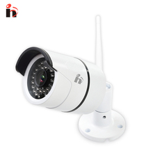 H HD Full 1080P Waterproof Wifi IP Camera Outdoor Wireless Network Camera Night Vision P2P Bullet Camera ONVIF