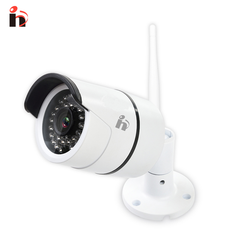 HY HD Full 1080P Waterproof Wifi IP Camera Outdoor Wireless Network Camera Night Vision P2P Bullet