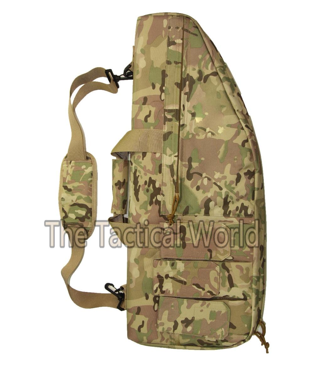 De Calidad superior Táctico Bisel Rifle Resbalón del Arma Bolsa 70 cm Caza Airso