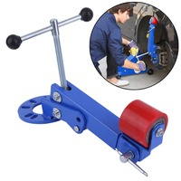 Professional Automobile Car Heavy Duty Roll Fender Reforming Extending Tool Vehicle Wheel Repairing Tool Set Red/Blue Hand Tool