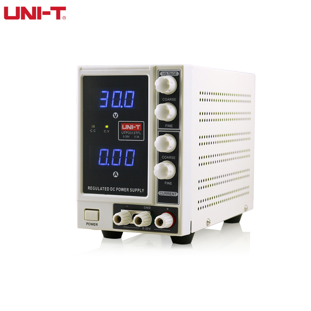 UNI-T UTP3313TFL-3A Current output voltage adjustable 0~30v & input AC220/110V Instrument DC power supply for phone repair