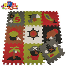baby play mat money The knife The pirates The subtree The ship pattern split joint puzzle mat colorful playmat for kids