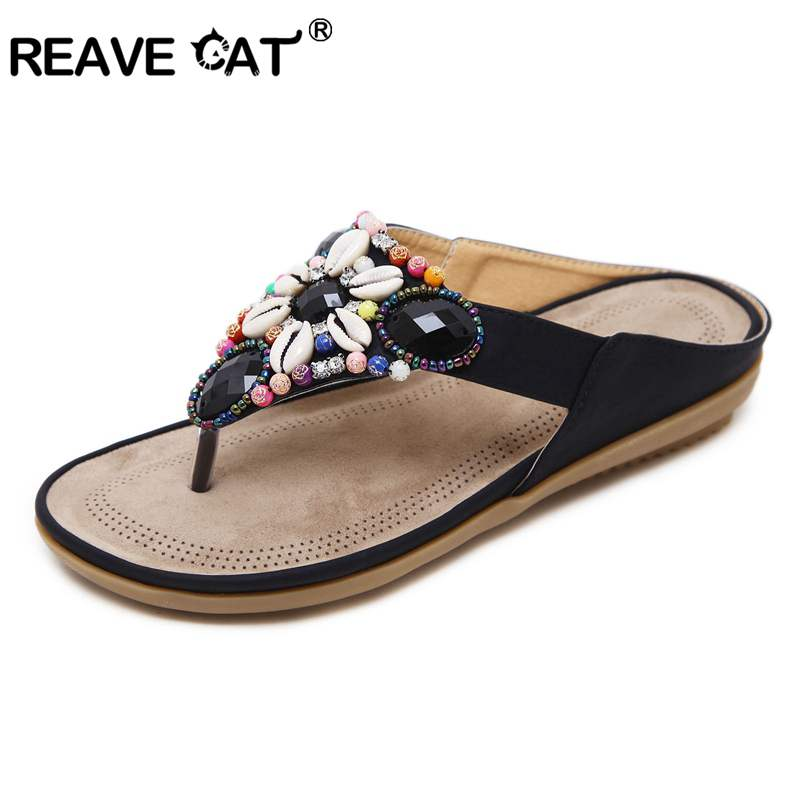 894a6d5e1ddf5d Buy reave cat sandals and get free shipping on AliExpress.com