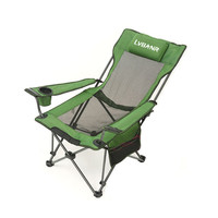 031420 Portable Outdoor Fishing Garden Picnic Travel Seat Folding Camping Chair Nap Chair Can Sit Lie