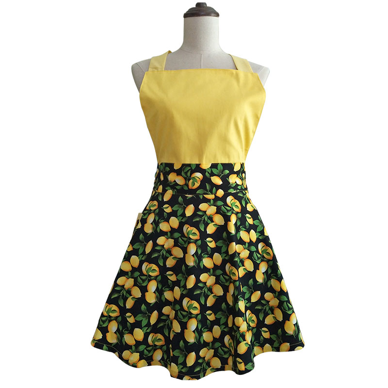 Bodecin Яскраво-жовтий Лимон Ретро - Товари для дому