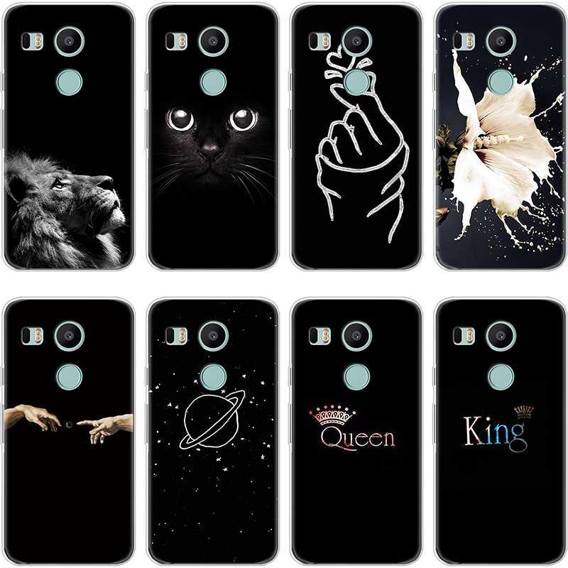 Coque Luxury For LG G3 G4 G5 G6 G7 K4 K5 K8 2017 2018 TPU Black Flower Cover For IPhone XS Max XR 5 SE 6 S 8 7 Plus X Phone Case