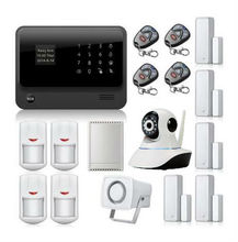 Wireless Surveillance Camera Video Security GSM Autodial Home Office PIR GSM Alarm System Gsm Alarm Camera