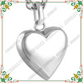 CMJ8455 Heart urn pendants memorial ash necklace stainless steel high quality cremation jewelry fashion