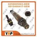 Кислородный датчик для FITMercedes-Benz R170 SLK230 SLK320 C230 2.3L 3.0L 3.2L V6 задний правый 4 провода 120 см 0258005083 0015400417 1996-2004