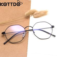 8bc1f0348e Metal round frame for men women brand designer vintage eyeglasses frames  optical retro eye glasses frame oculos de grau feminino