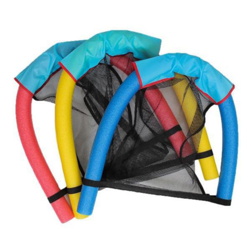 Strong Buoyancy Adult Sea Swimming Pool Floating Chair Foam Sling Seat Beach Chair Kid Fun Gifts Water Float Swim Equipment