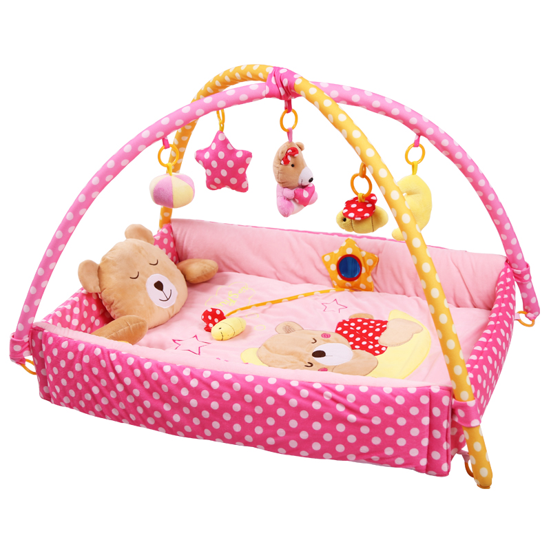 Детский портативный манеж для игр в помещении и на открытом воздухе, ограждение для детских игр, Детская игровая приставка, детские игрушки
