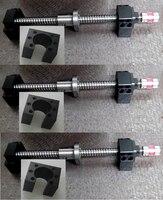 Шариковый винт 1605 C7 BK/BF12 8*10 мм муфты гайка винт блока замка винт линейной гида HGH20 шаговый двигатель кронштейн для 3020 3040