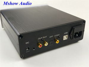 Image 5 - Finished ES9038Q2M ES9038 Q2M HIFI DAC Decoder Digital to analog Audio Amanero USB support DSD512 DSD 512
