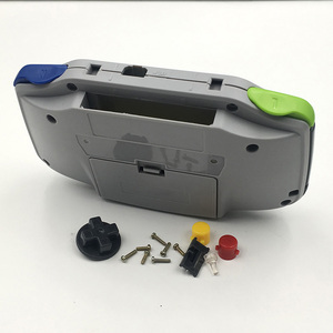 Image 2 - استبدال ل SNES SFC طبعة رمادي الإسكان شل شاشة غطاء للعدسات ل GBA لعبة بوي مسبقا