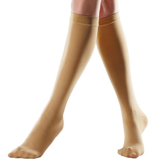 Medias de compresión médica deporte al aire libre calcetines de ...