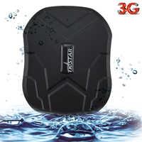 Waterproof 2G 3G TKSTAR TK905 Vehicle GPS Tracker Car GPS Locator 5000mAh 90 Days Standby Magnet Voice Monitor Free Web APP
