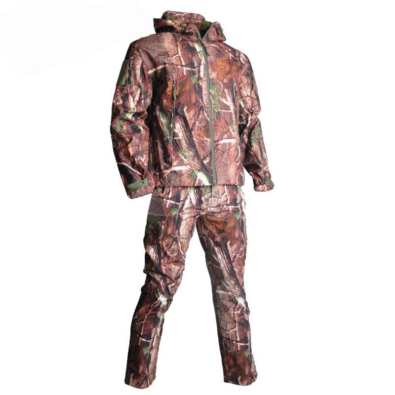 calças camuflagem ao ar livre roupas de