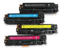 CRG-331 CRG-731 CRG331 compatibel toner cartridge 4 kleur voor canon laserjet LBP-7100CN 7100CW MF8280CW 8250CN 8230CN 8210CN
