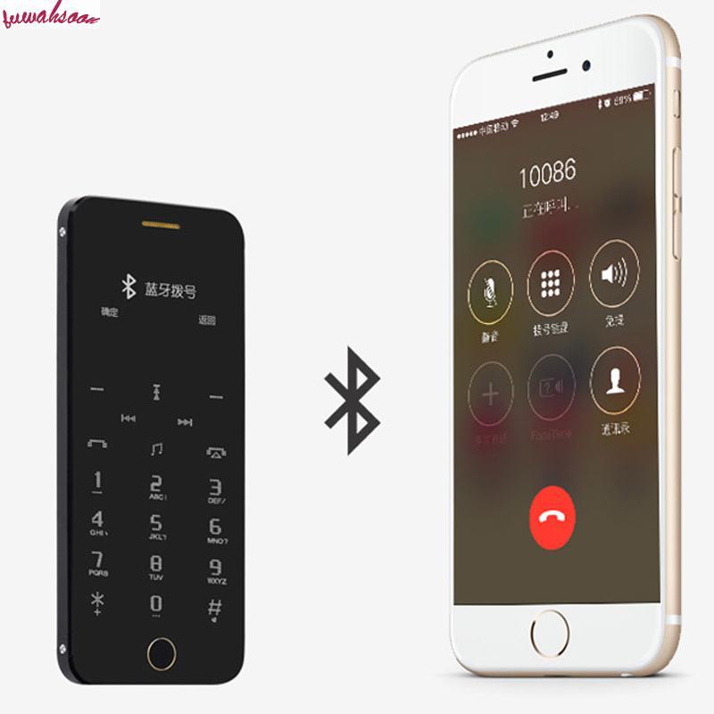 Цена за Оригинал anica a9 + мини сотовый мобильный телефон mp3 dual sim карты bluetooth dialer OLED дисплей с сенсорным ключ синхронизации анти потерянный кредитная карты