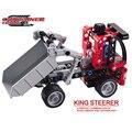 Juguetes para niños de CHINA MARCA 345 autoblocante ladrillos Compatibles con Lego Technic Mini Camión Contenedor 8065no caja original