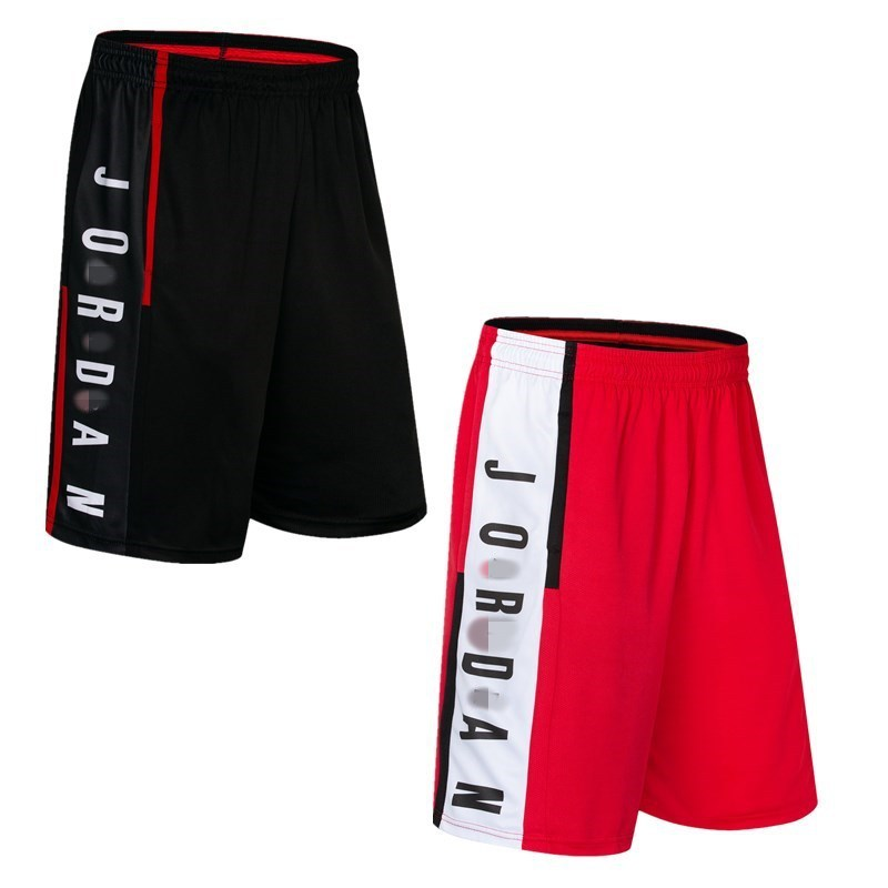 New Jersey Basketball Hot Basketball   Shorts   Men Running Basketball Training Casual Outdoor Breathable Fitness Sport   Shorts   Men
