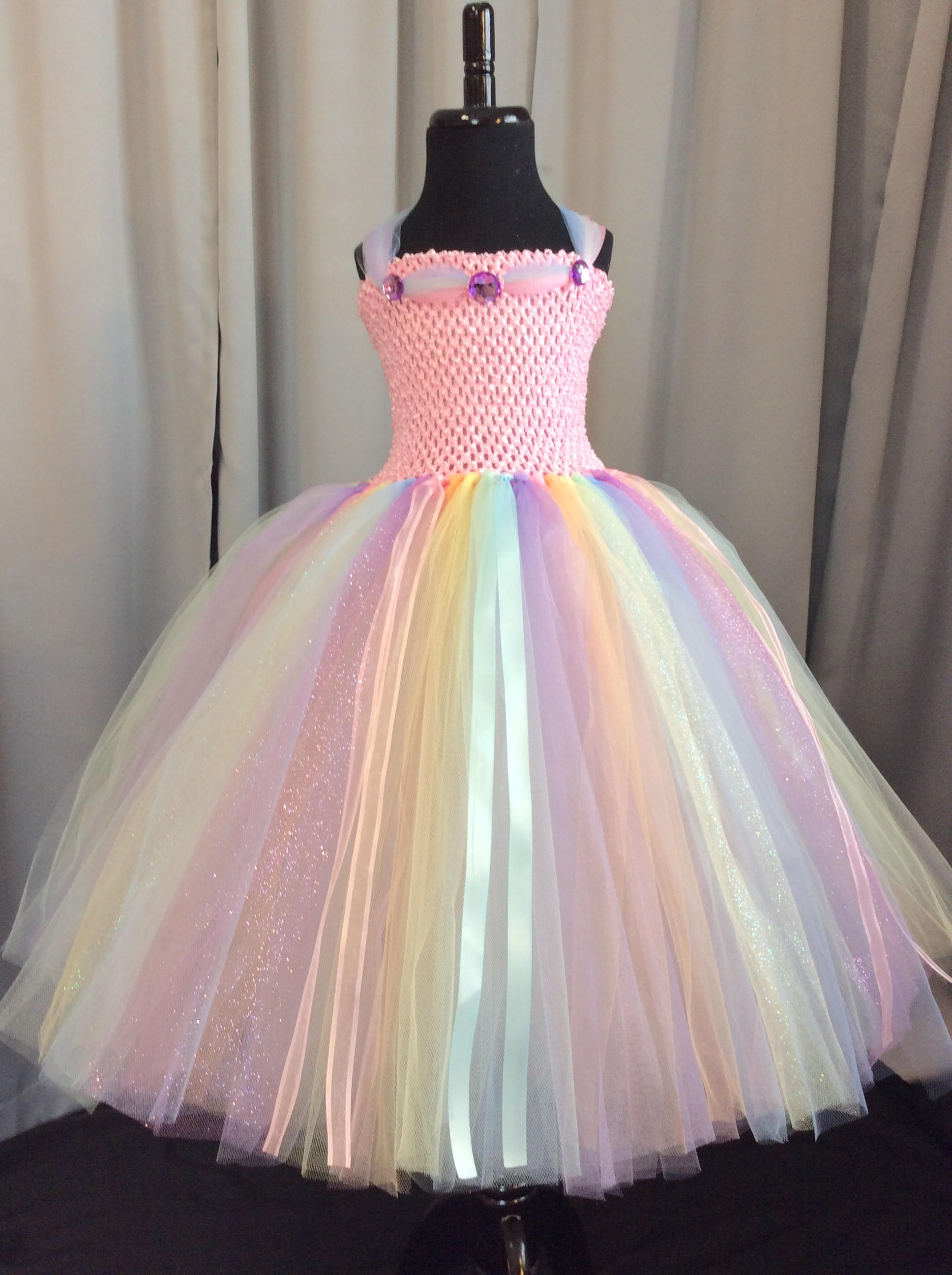 Girls' Clothing (newborn-5t) Tulle Tutu