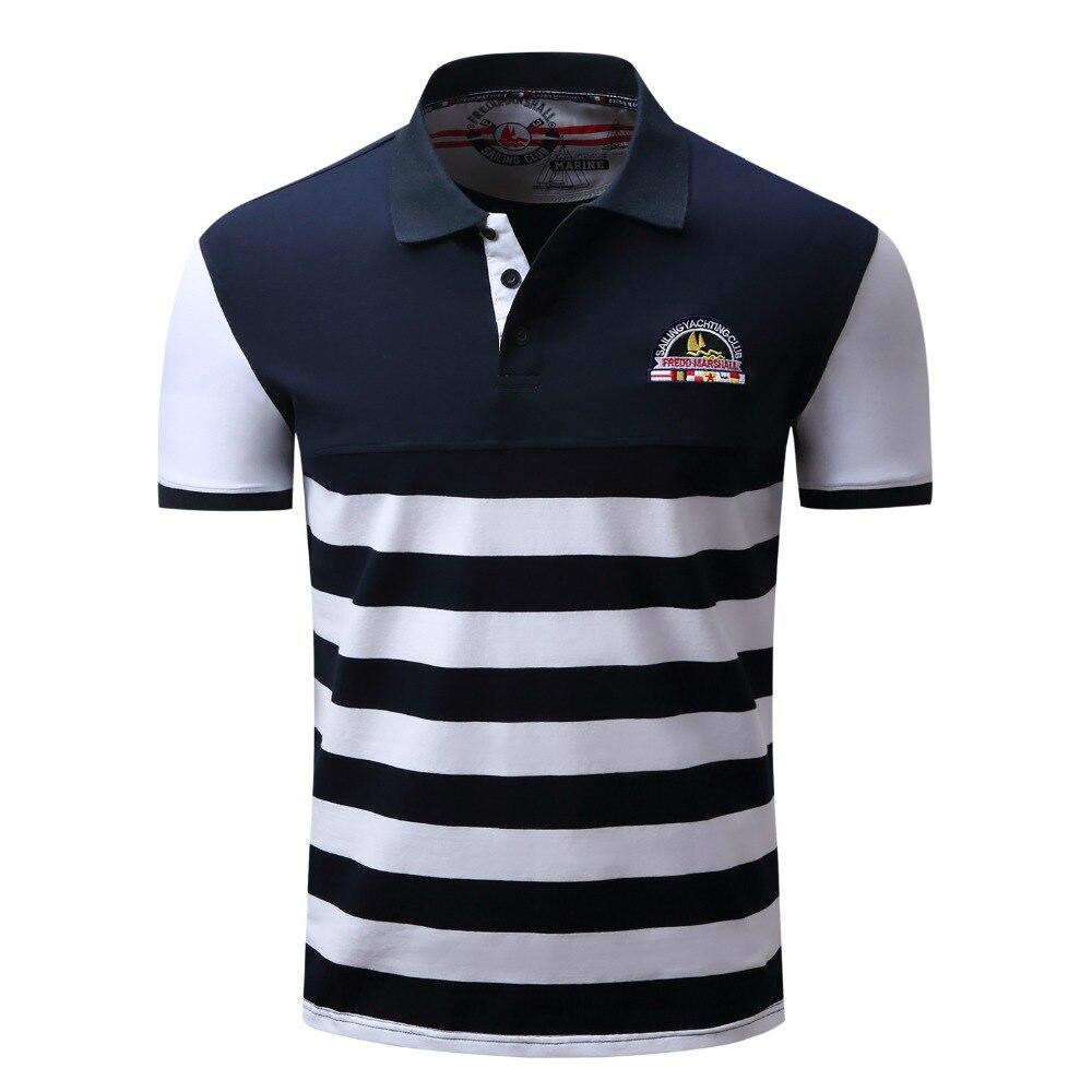 Men   Polo   Short Sleeves Tops Embroidery   Polo   Shirt Brand Clothing Camisas Hombre Casual   Polo   2019