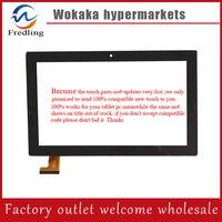 Original New 10 1 Wexler TAB 10i Tablet TOPSUN F0037 COB A3 Touch Screen Digitizer Panel