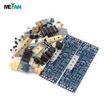 2 PCS Audio L12-2 power amplifier Kit 2 Channel ultra-low distortion amplifier classic AMP DIY Kit