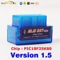 V1.5 Супер МИНИ ELM327 Bluetooth ELM 327 Версия 1.5 OBD2/OBDII для Android Torque Автомобиль Кодекса Сканера