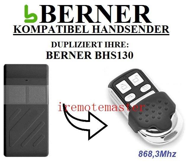BERNER BHS130 garage door remote control replacementBERNER BHS130 garage door remote control replacement