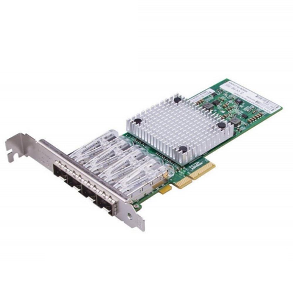 82580 Chipset 1G Ethernet Server Adapter (NIC), Quad SFP Port, PCIE 2.0, Same as I340 F4