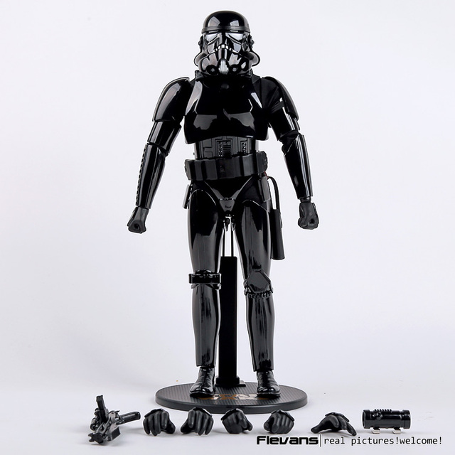 FORCE TOYS Star Wars Shadow trooper PVC Action Figure Collectible12″ 30cm