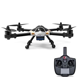 XK X251A X251 Con Motor Sin Escobillas 3D6G Modo LED RC Quadcopter RTF 2.4 GHz